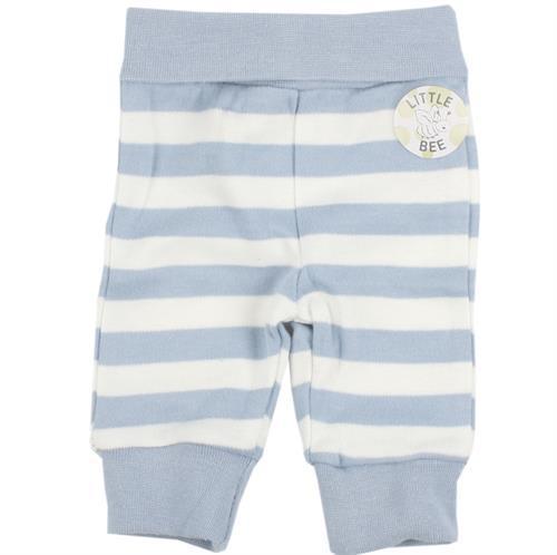 38d560ac2c92 Fixoni præmatur økologisk bukser stribet lyseblå og hvid bred