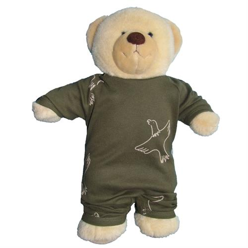 IdaT Build a bear / dukke heldragt army ørn