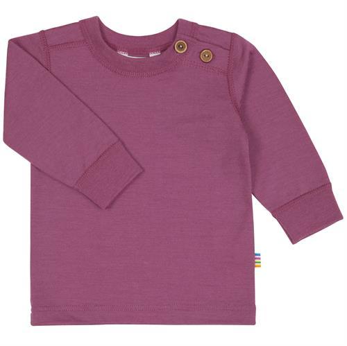 dfdb0f5d7d4 JOHA bluse uld blomme str. 70, 80